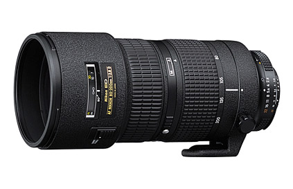 Nikon 80-200mm f/2.8D AF ED Telephoto Zoom Lens