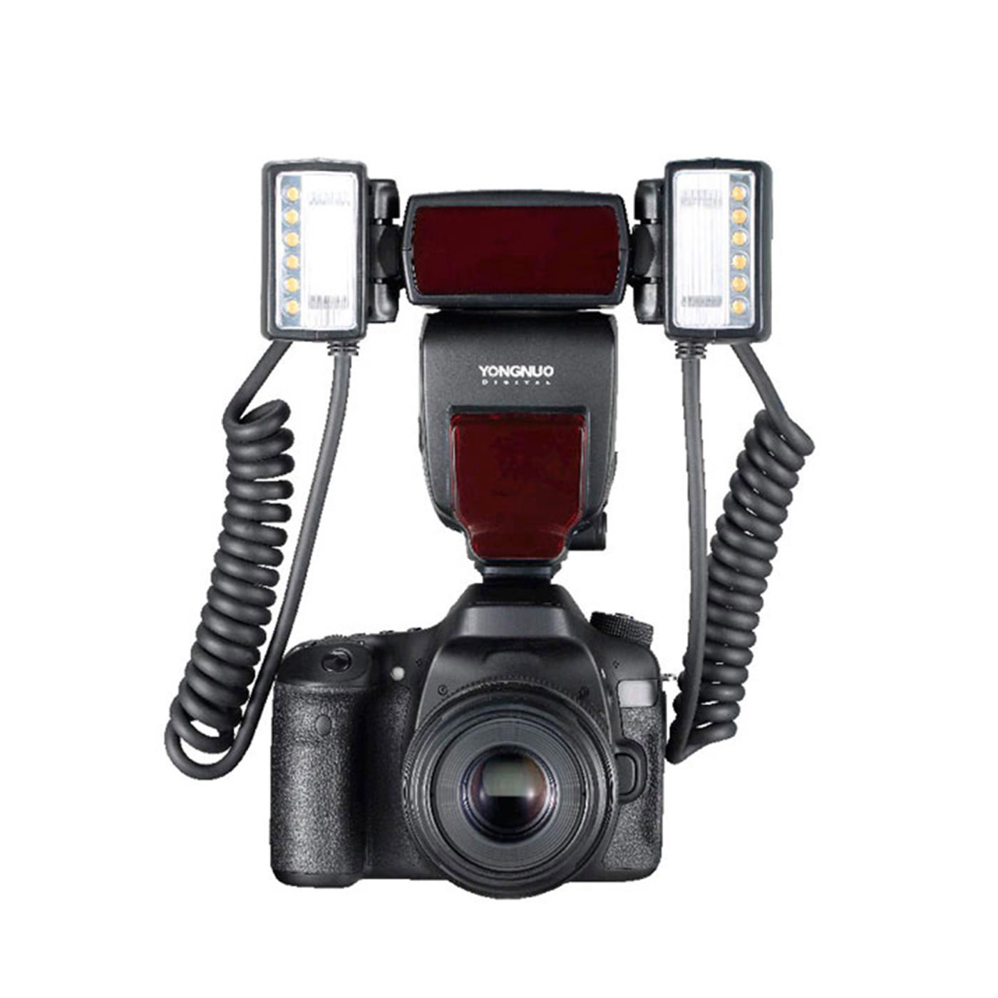 Yongnuo YN-24EX TTL Macro Twin Lite Flash for Canon