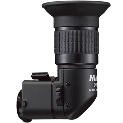 Nikon DR-6 DR6 Right Angle Viewing Attachment