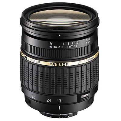 Tamron 17-50mm f2.8 XR Di-II LD ASP IF Lens - Nikon Fit