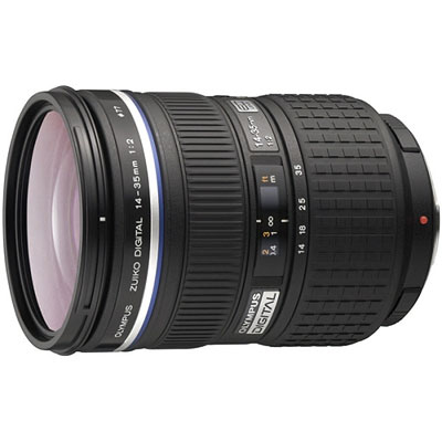 Olympus 14-35mm f2.0 SWD ZUIKO Digital Lens
