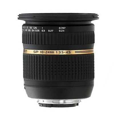 Tamron 10-24mm f3.5-4.5 Di II LD AF SP (IF) - Canon Fit