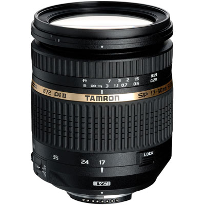 Tamron 17-50mm f2.8 XR Di II VC Lens with Motor - Nikon Fit