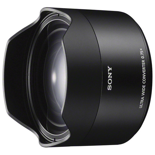 Sony SEL075UWC 21mm Ultra-Wide Conversion Lens for FE 28mm f/2 Lens