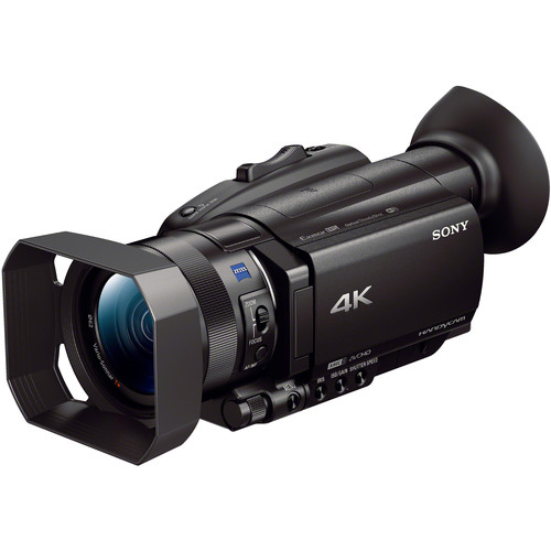 Sony FDR-AX700 Handycam 4K Camcorder