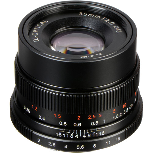 7artisans Photoelectric 35mm f/2 Lens for Sony E