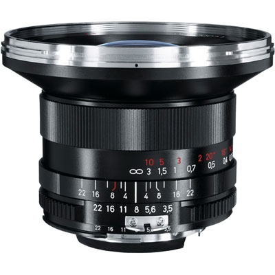 Zeiss 18mm f3.5 T* Distagon ZF.2 Lens - Nikon Fit