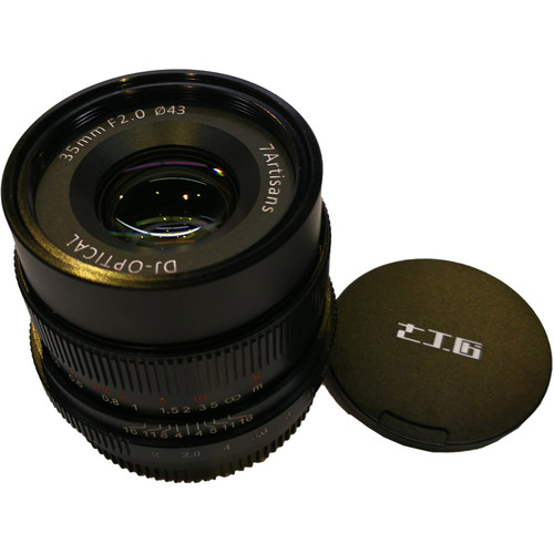 7artisans Photoelectric 35mm f/2 Lens for FX