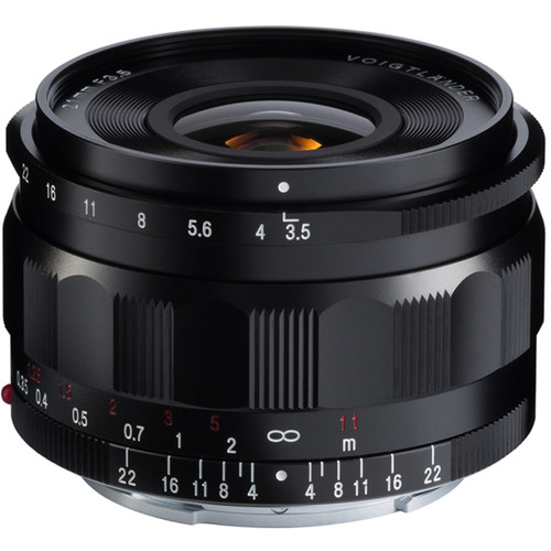 Voigtlander Color-Skopar 21mm f/3.5 Aspherical Lens for Sony E