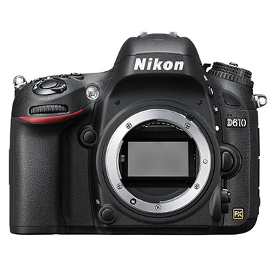 Nikon D610 Digital SLR Camera (Body Only)