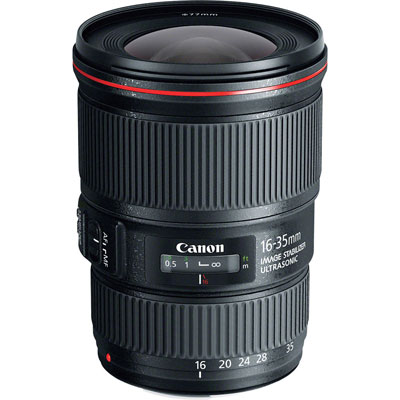 Canon 16-35mm f4 L IS Lens