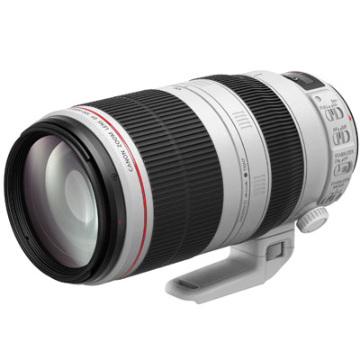 Canon 100-400mm f4.5-5.6 L IS II Lens