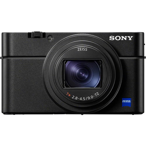 Sony Cyber-shot DSC-RX100 VII Digital Camera RX100M7