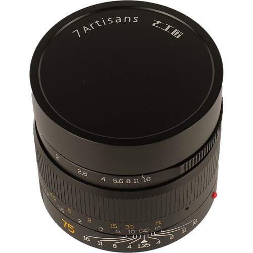 7artisans Photoelectric 75mm f/1.25 Lens for Leica M