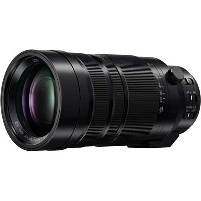 Panasonic 100-400mm f4-6.3 Power OIS - Micro Four Thirds Fit
