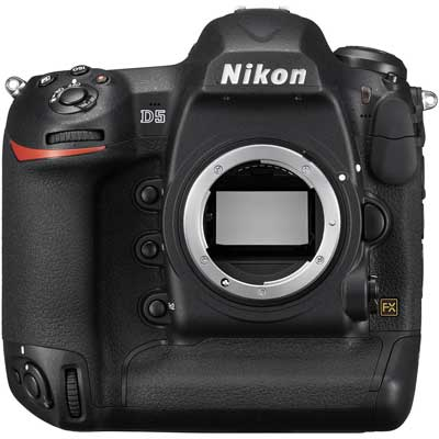 Nikon D5 Digital SLR Camera - Dual XQD (Japan Import) (Body Only)