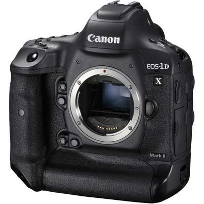 Canon EOS 1D X 1DX Mark II Digital SLR Camera (Body Only)