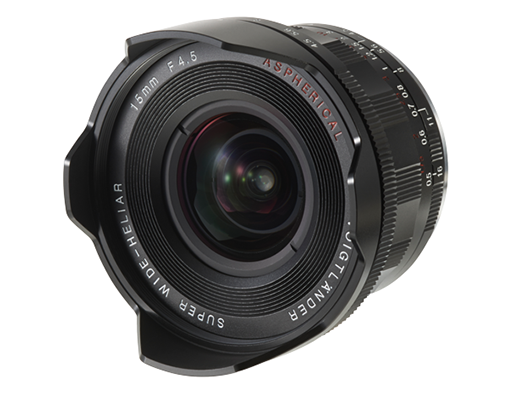 Voigtlander SUPER WIDE-HELIAR 15mm F4.5 Aspherical III VM Lens for Leica
