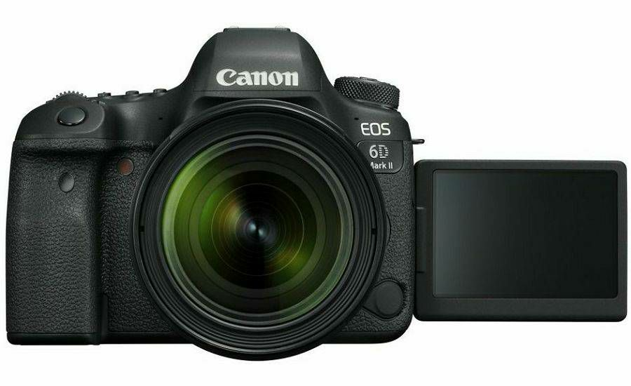 Canon 6DmarkII with 24-70mm f4 L Lens