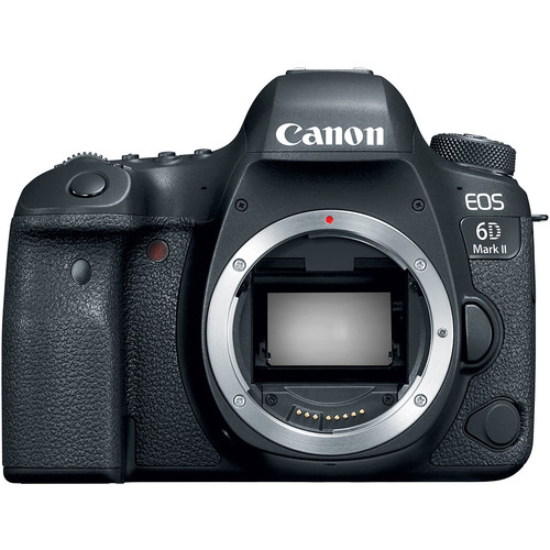 Canon 6DmarkII Digital SLR Camera (Body Only)