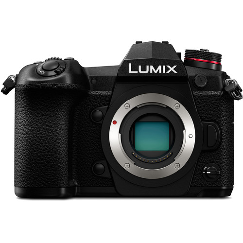 Panasonic Lumix DC-G9 Digital Camera
