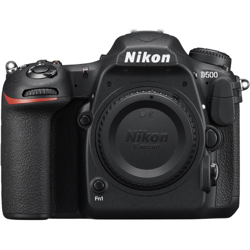 New Nikon D500 DSLR Camera (Body Only)