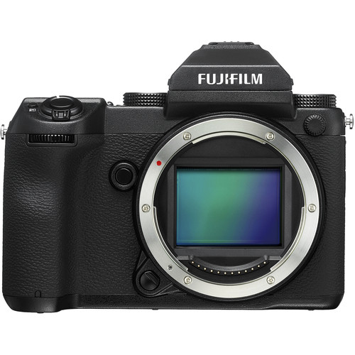 Fuji GFX 50S Medium Format Camera (Body Only -Special Order Item)