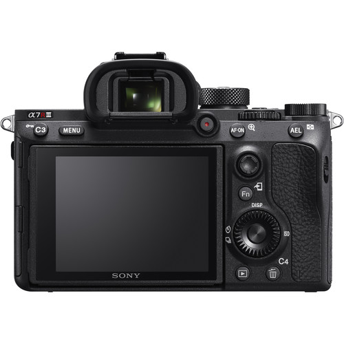 Sony Alpha A7R III Mirrorless Digital Camera A7R3 (Body Only)