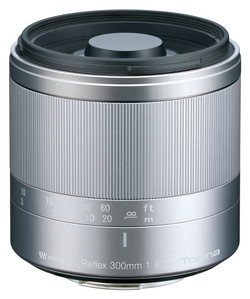 Tokina 300mm f/6.3 Mirror Lens for Micro Four Thirds Mount