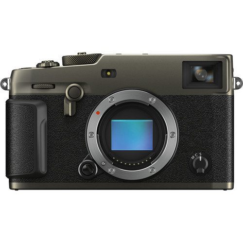 FUJIFILM X-Pro3 Mirrorless Digital Camera Dura Black