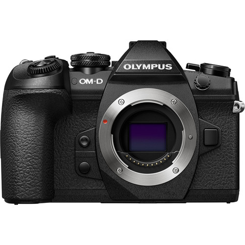Olympus OM-D E-M1 Mark II Digital Camera with 40-150mm Lens Kit