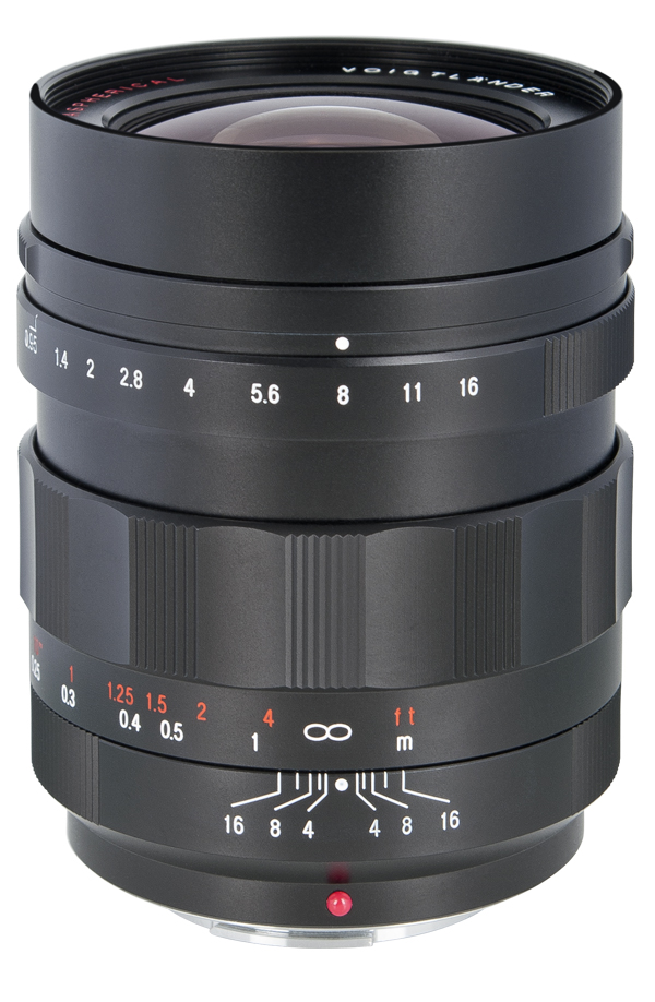 Voigtlander Nokton 17.5mm f/0.95 Lens for Micro 4/3 Four Third Fit